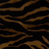 Serengeti Onyx Animal Upholstery Fabric