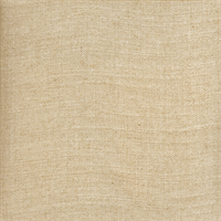 Linen Look Solid Beige  Drapery Fabric Swatch