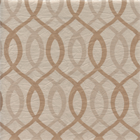 Cartagena Cream Loop Drapery Fabric
