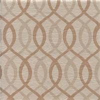 Cartagena Cream Loop Drapery Fabric  Swatch