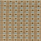 Dotty Glacier Blue Brown Drapery Fabric Swatch