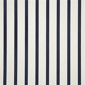 Lido Indigo Blue 57004-0000 Stripe Outdoor Fabric by Sunbrella
