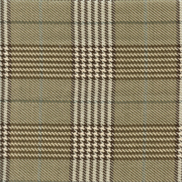 Newberry Plaid Sand Tan Plaid Upholstery Fabric Swatch