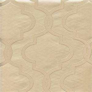Rockland #2 Beige Jacquard Upholstery Fabric Swatch