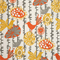 Menagerie Citrus Indoor/Outdoor Fabric by Premier Prints Swatch