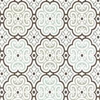 Nyles Snowy Slub Blue Floral Drapery Fabric by Premier Prints