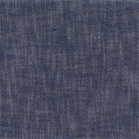 Trinity Denim Blue Washed Slubby Drapery Fabric