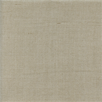Linen Look Solid Beige Drapery Fabric