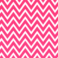 Cosmo Candy Pink Chevron Drapery Fabric by Premier Prints