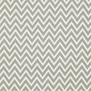 Cosmo Storm Twill Chevron Drapery Fabric by Premier Prints 30 Yard Bolt