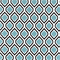 Curtis Regatta Blue Moroccan Tile Drapery Fabric by Premier Prints 30 Yard Bolt
