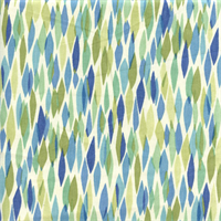 Bits n Pieces  Seaglass Cotton Drapery Fabric by Waverly Swatch