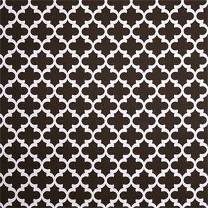 Outdoor Fynn Bay Brown Geometric Fabric by Premier Prints 30 Yard Bolt