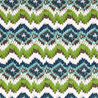 Outdoor Chino Oxford Blue Fabric by Premier Prints Swatch