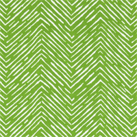 Outdoor Cameron Bay Green Zig Zag Fabric by Premier Prints