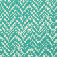 Outdoor Cameron Ocean Blue Zig Zag Fabric by Premier Prints