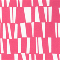 Sticks Preppy Pink Indoor/Outdoor Fabric by Premier Prints Swatch