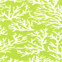 Faylinn Fresco Lime Green Contemporary Outdoor Fabric by Swavelle Mill Creek