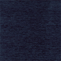 Chenille Solid Navy Blue Upholstery Fabric