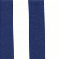 Finnigan Terrace Indigo Blue Stripe Outdoor Fabric by Swavelle Mill Creek Swatch