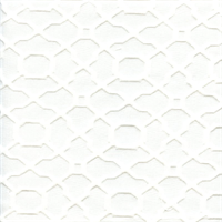 Marin Cloud Contemporary Matelasse Fabric by Waverly Swatch