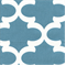 Fynn Regatta Cotton Blue Drapery Fabric by Premier Prints Swatch
