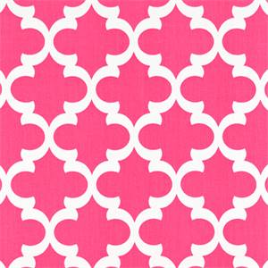 Fynn Candy Pink Contemporary Drapery Fabric By Premier Prints 30 Yard Bolt