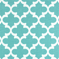 Fynn Spirit Blue Slub Contemporary Drapery Fabric by Premier Prints