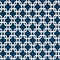 Gotcha Oxford Blue Geometric Outdoor Fabric by Premier Prints Swatch