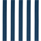 Outdoor Stripes Oxford Blue Fabric by Premier Prints Swatch