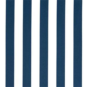 Outdoor Stripes Oxford Blue Fabric by Premier Prints 30 Yard Bolt