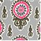 Michelle Preppy Pink Indoor/Outdoor Fabric by Premier Prints Swatch