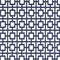Gigi Premier Navy Blue Slub Geometric Outdoor Fabric by Premier Prints 30 Yard Bolt