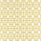 Gigi Saffron Macon Yellow Geometric Design Fabric by Premier Prints 30 Yard Bolt
