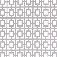 Gigi Storm Gray Geometric Outdoor Fabric by Premier Prints