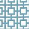 Gigi Regatta Blue Geometric Fabric by Premier Prints Swatch