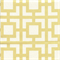 Gigi Saffron Macon Yellow Geometric Design Fabric by Premier Prints Swatch