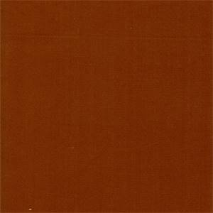 Radiant Satin Rust Brown Solid Drapery Fabric