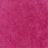 Milano Raspberry Pink Solid Chenille Upholstery Fabric