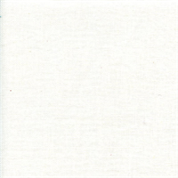 Liam Bone White Solid Linen Look Drapery Fabric