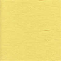 Liam Daisy Yellow Solid Linen Look Drapery Fabric Swatch