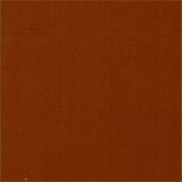 Radiant Satin Rust Brown Solid Drapery Fabric Swatch