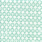 OXF Paloma Turquoise Green Contemporary Print Drapery Fabric Swatch