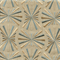 Bombastic Rain Blue Embroidered Contemporary Drapery Fabric by Swavelle Mill Creek Swatch