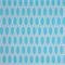 Fargo Ocean Blue Geometric Outdoor Fabric by Premier Prints Swatch