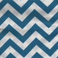 Zig Zag Blue Moon Outdoor Premier Prints Fabric 30 Yard Bolt