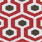 Magna Rojo Red Outdoor Fabric by Premier Prints Swatch
