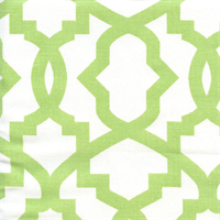 Sheffield Kiwi Green Contemporary Drapery Fabric Swatch