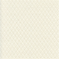 Salermo Natural Ivory Matelasse Fabric Swatch