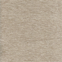 Rushfield Jute Tan Chenille Upholstery Fabric by Richloom Swatch